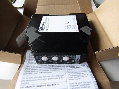 Omron K8DT-TH Temperature Monitoring Relay SPST 17.5mm 24Vac/dc H9P3 30001113134