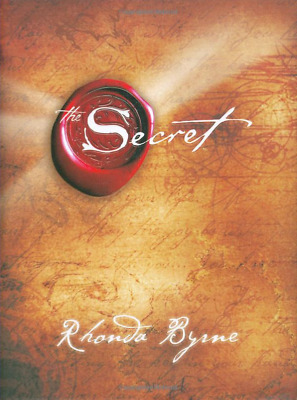 The Secret by Rhonda Byrne New Hardcover Book