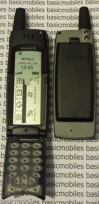 Ericsson R380 DARK BLUE DUMMY NON WORKING DISPLAY MODEL Mobile Phone