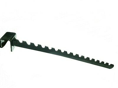 "MARKET STALL 16"" DISPLAY BRACKET ARM ANGLED  (60 x PIECE HANGER )"