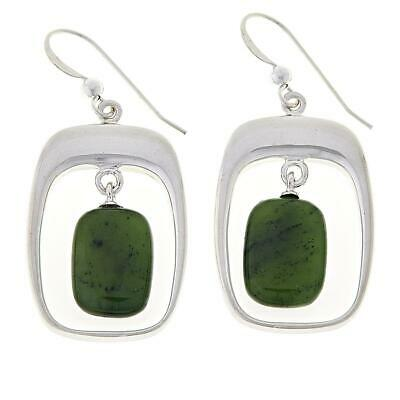 bd836b2bc9e 14X10MM NATURAL NEPHRITE Green Jade Oval Cabochon for One - $9.90 ...