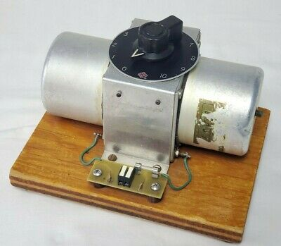 GR General Radio 940-G Decade Inductor 100mH/step 150mA Max