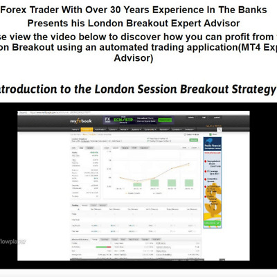 London Breakout EA | FOREX | INSTANT DELIVERY