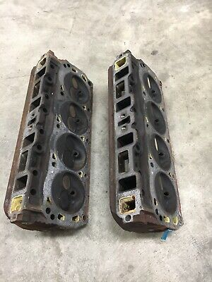 FORD 351W ROTATING assembly and Factory stock E7TE cylinder heads