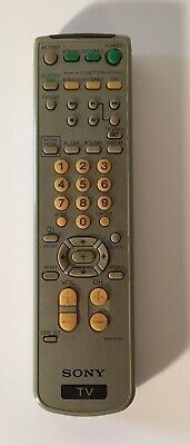 JVC RM-C306 TV REMOTE CONTROL Clean Tested w//Battery JV01