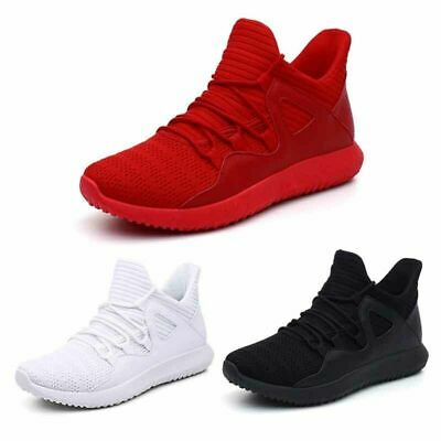 1aa35e97f071 Men Mesh Sports Shoes Casual Sneakers Tennis Trainers Nonslip Low Top  Breathable