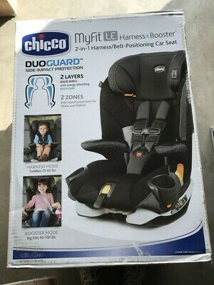 Chicco MyFit LE Harness + Booster Car Seat - Anthem Brand New In Box Free Ship