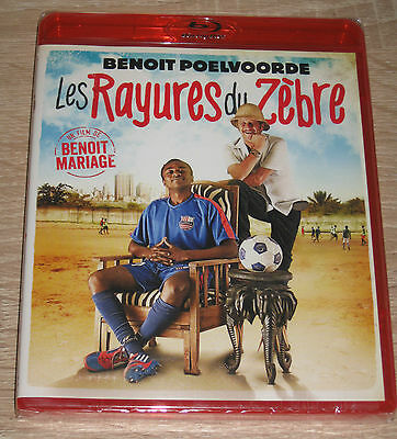 """New Film Blu-ray Disc """"LES RAYURES DU ZEBRE"""" (Poelvoorde) [NEUF SOUS CELLO!!!]"""