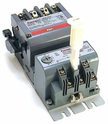 Furanas 14DST32A 27 Amps 600 Vac Size 1 Motor Starter w/120 Vac Coil (MS10)