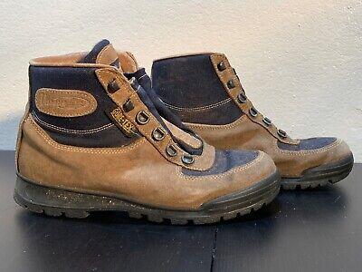 81aaeab94b8 VTG 90S VASQUE Hiking Boots Leather Italy 7936 GORE-TEX Unisex Mns ...