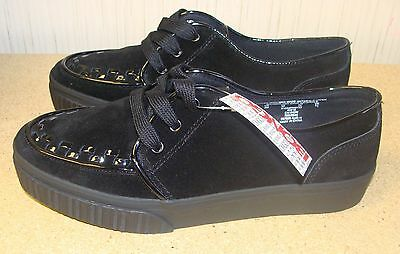 New Womens Bongo Tide Slip On Deck Shoe Style 71864 Black 181E tr