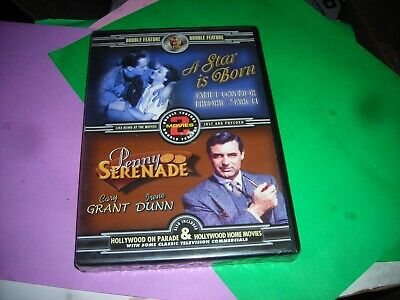 New, Unopened A Star is Born/Penny Serenade DVD