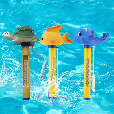 Floating Thermometer Swimming Pool Spa Tub Pond Water Temperature Test Accessory