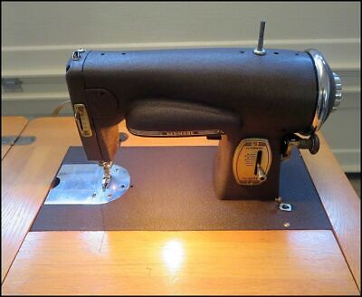Vintage Kenmore 117-959 Rotary Sewing Macnine With Leg Control Nice Condition