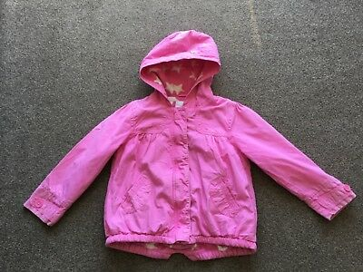 Girls Next Coat Age 5-6 Years Good Condition