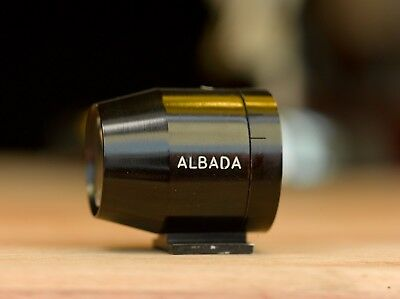 Rare vintage Albada (Old Delft)  - 50mm Finder Collectible for Leica,  Contax