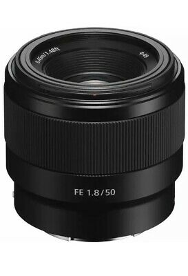Sony FE 50mm F1.8 lens (SEL50F18F) Brand New UK-Stock