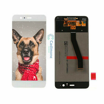 NEW Per Huawei P10 Standard VTR L09 LCD Schermo Touch Screen  Display Bianco h2