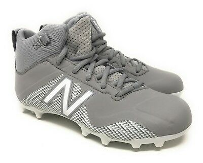 76af52996 New Balance Freeze Lacrosse Cleats FREEZJGW Grey Kid s Size 4Y