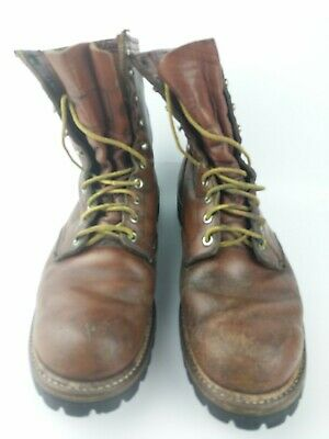 a7985ae7859e0 VINTAGE 70'S RED WING Irish Setter Sport Boot Hunting Work Boots 10 C,B  Narrow