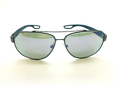 2ee71f3f699 Prada Men Sport Sunglasses Mod. 0PS 58QS DG12E2 60 Grey Blue Free Shipping