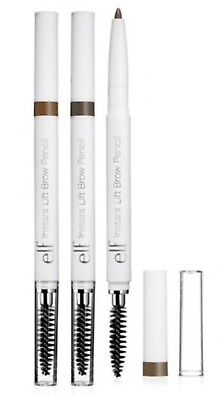 Elf, E.l.f Instant Lift Brow Pencil & Spoolie. 3 Shades To Choose From. Carded X