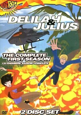 Delilah And Julius - The Complete First Season (Boxset) (Bilingual) (Dvd)