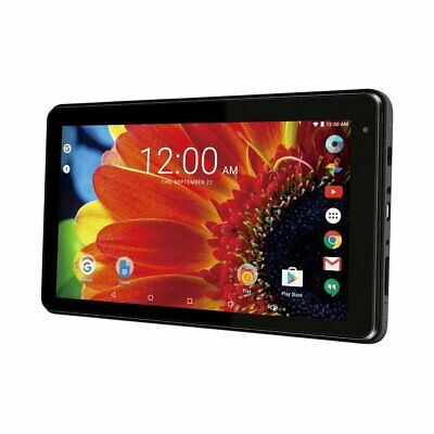 """RCA Voyager 7"""" 16GB Android 6.0  Tablet - Blue (RCT6873W42)"""