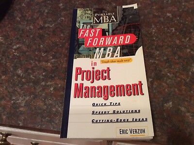 LKNW The Fast Forward MBA in Project Management (Paperback) by Eric Verzuh