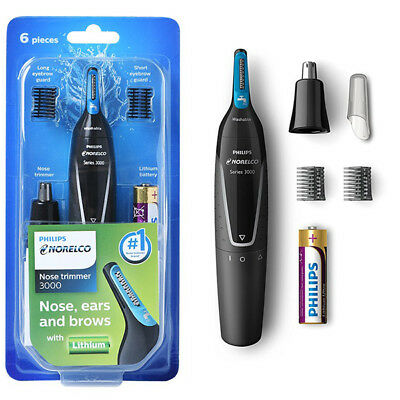 Philips NT3000 Nose Hair Ear Hair and Eyebrow Trimmer Series 3000