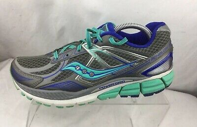 BRAND NEW IN BOX Women's Saucony Echelon 5 Gray Mint Blue