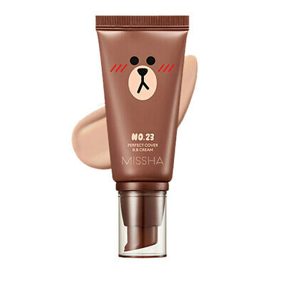 [MISSHA] M Perfect Cover Blemish Balm BB Cream SPF42PA+++ (LineFriends) - #23