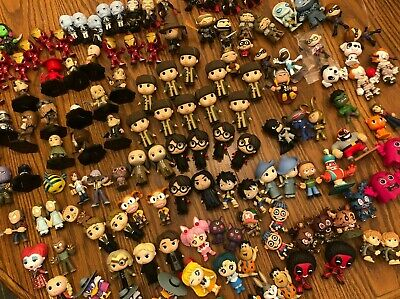 100+ Lot Funko Mystery Mini Disney Marvel Game of Thrones DC Figure You Choose