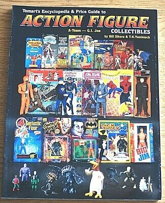 Tomart's Encyclopedia & Price Guide to Action Figure Collectibles, (paperback)