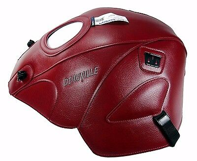 HONDA DEAUVILLE 700 2009 Bagster TANK PROTECTOR COVER claret red BAGLUX NT 700 V