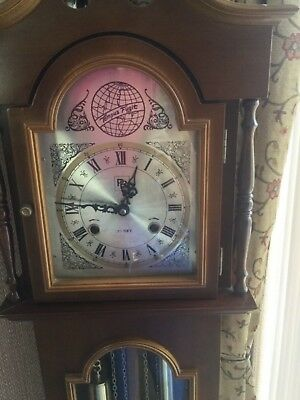 Tempus Fugit Grandmother Clock