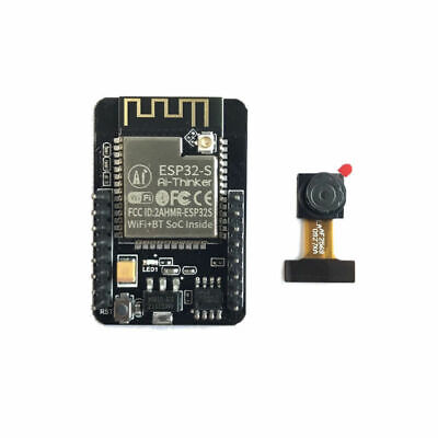 ESP32-CAM ESP32 WIFI Bluetooth Development Board OV2640 Camera 2.0 MP Module