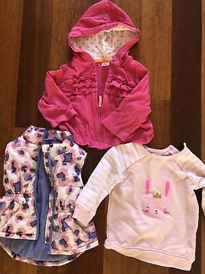 Baby Girl Small Winter Bundle Size 00-1