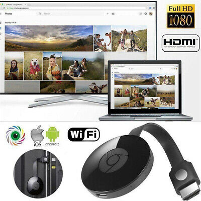 Pour Google Chromecast Video 2 Originale Hdmi Streaming Video Media Player Home