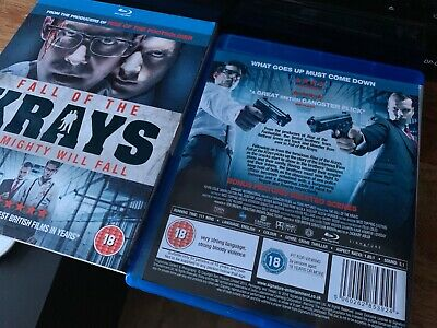 Fall of the krays Blu Ray dvd.