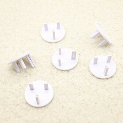 20pcs Plug Protector Safety Guard UK Anti Electric Shock Caps For Baby Kids