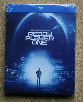Ovp - Blu Ray - Limited Steelbook - Ready Player One - Englisch