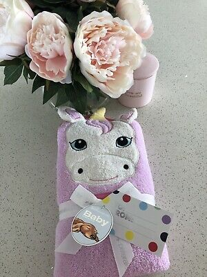 Peter Alexander Baby Unicorn Towel