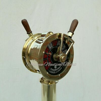 Nautical Brass Ship's Engine Order Telegraph Maritime Home Decorative