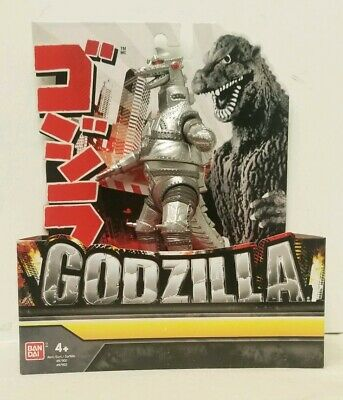 "2018 Bandai Vinyl 6.5"" Godzilla 60th Anniv ""Mechagodzilla"" Kaiju Monster Figure"