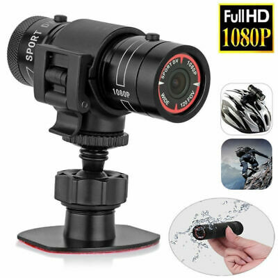 F9 HD 1080P Action Sports Camera Car Bike Motorcycle Helmet DVR Video Recorder F