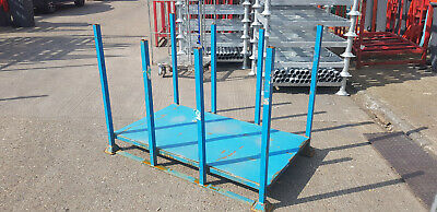 Metal stackable stillages - 8 Post