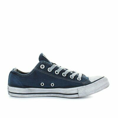 converse all star blu uomo