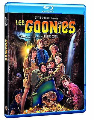 LES GOONIES - Blu ray - Edition Française - Neuf sous blister