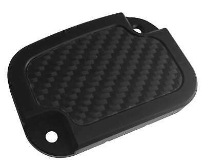Brass Balls Cycles BB08-218 Carbon Master Cylinder Cover - Black